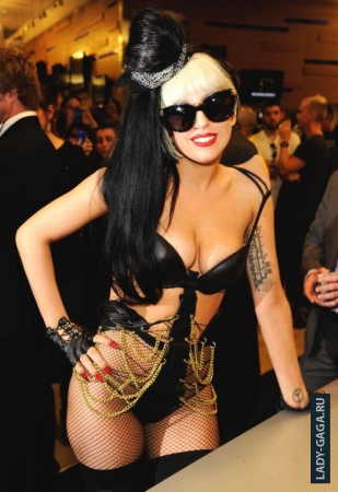 is lady gaga a shemale № 74465